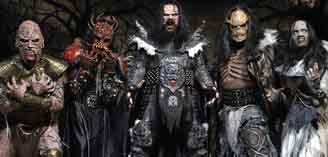 Lordi - 'Hard Rock Hallelujah' (La sorpresa del evento)